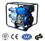 Bomba 3 pulgadas solo cilindro Diesel Agua para Riego / Jardín / Agrícola, la bomba de aguas residuales