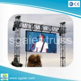 Aluminium Tower Truss voor LED Screen in Shenzhen