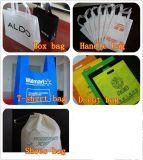 Tecido não carreg o saco que faz a máquina (AW-XB700-800)