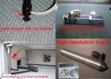 Macchina del laser di area di lavoro del vestito da cerimonia nuziale 50With60W 600X400mm