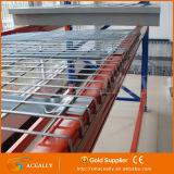 Logistics Storageのための2016穴があいたMetal Mesh Sheets Panel Shelving