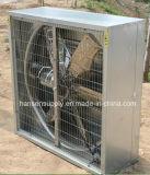 ventilatore di scarico industriale fissato al muro di ventilazione di 1220mm