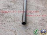 Tubo de la fibra del carbón con el aislante y la buena calidad