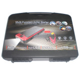 12000mAh Rechargeable Auto Car Jump Starter mit LED Light