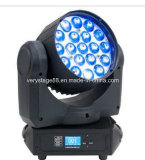 19 Stücke 12W LED Moving Head Zoom Lighting