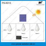 Picovolte outre de nécessaire à énergie solaire de réseau pour le remplissage de téléphone mobile d'éclairage de famille