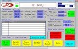 40t de nauwkeurige Scherpe Machine van de Pakking van de Hydraulische Druk van 4 Kolom