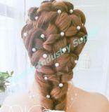 Dekorative Haar-Zubehörfaux-Perle, die BrautPin Wedding ist
