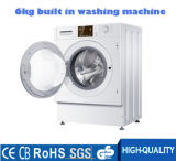 6kg Portable Front Loading Built in Washing Machine