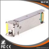 1.25G Hot-Pluggable BIDI SFP optischer Lautsprecherempfänger Tx 1550nm Rx 1310nm 3km mit DDM
