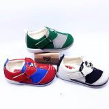 2016年のPUの赤ん坊靴の偶然靴の子供の靴の子供の高品質の靴