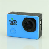 WiFi Helmet Sports Action Camera Sj6000 mit 30m Waterproof 2.0 LCD 12MP CMOS Sensor