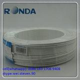 Fil électrique de construction de PVC de Sqmm du blanc de cuivre 1.5 de faisceau