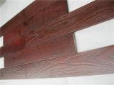 ISO14001証明の自然なカシの骨董品の純木のフロアーリング
