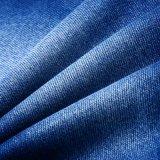 Tissu visqueux de denim de Spandex de polyester de coton pour les jeans et la jupe