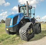 Neues Holland-Gummispur-System 400series befestigt für Traktor