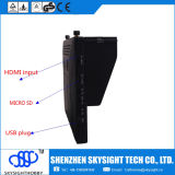 Skyzone 1024X600 High Resolution 9 Inch Fpv Monitor RC900