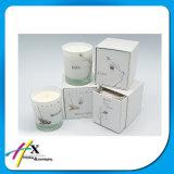 Caixa de papel de qualidade superior que empacota para a vela com melhor preço