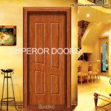 Conception en bois de porte de bonne fantaisie extérieure de finition des prix