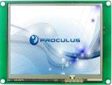 3.5 '' module d'affichage à cristaux liquides du coût bas 320*240 avec l'écran tactile résistif