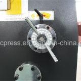 Durante a máquina de corte hidráulica da placa (4mm 5000mm)