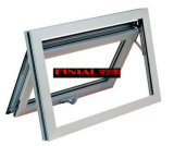 Застекленное двойником алюминиевое окно тента