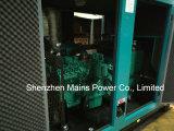 135kVA 108kwの予備発電のCumminsのディーゼル発電機の防音のおおい