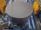 둥근 거품 거품 기계 폴리우레탄 생산 과정