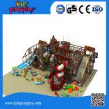Игра игры детей спортивной площадки новой конструкции крытая/Preschool Playgound для малышей