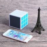 36 do diodo emissor de luz Rubik claros do cubo altofalante sem fio portátil melhor mini (OITA-6625A)