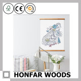 Закрепленная рамка плаката для домашнего украшения
