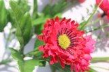 Silk künstliche Blumen-Gänseblümchen-Fälschungs-Blumen für Hausgarten-Dekoration