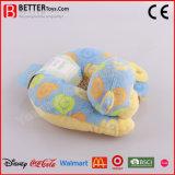 Подушка плюша подушки шеи мягкой обезьяны U-Shaped для малышей младенца