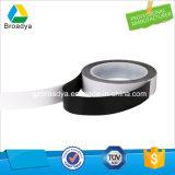 90 Mic Espessura Transparente ou Black Pet Polyester Backing Self-Adhesive Tape