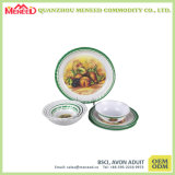 New Arrival Fashionable High quality Melamine Dinner Set