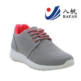 De heetste Eenvoudige Schoenen van de Sport van de Injectie van pvc voor Mannen en Vrouwen
