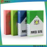 Подарок способа людей с конструкцией коробки сигареты крена силы