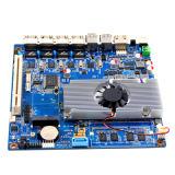 4 LANの低い電力17WプロセッサNet2550 1066MHzのマザーボード