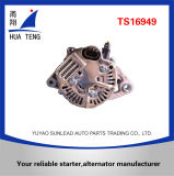 alternatore di 12V 70A per il motore Lester 13482 di Denso