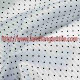 A tela de algodão tingiu a tela tingida tela da impressão da tela do jacquard para o vestuário das crianças da saia do revestimento de vestido da mulher