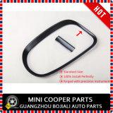 Couverture noire protégée UV matérielle de lampe de Head&Rear de type de couleur ABS de tout neuf pour le membre d'un club F54 (4PCS/Set) de Mini Cooper