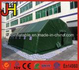 خيمة خارجيّ قابل للنفخ عسكريّة لأنّ يخيّم أنشطة