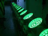 LED 36*10W 이동하는 맨 위 세척 빛