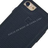 Caja de cuero suave del teléfono del caso de TPU para el iPhone 6 6splus 7 7plus TPU para el caso material 3in1 de Motorola G5plus TPU+Leather+Cushioning (XSP-0001)