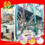 中国の完全な100tトウモロコシの製造所は良質を機械で造る