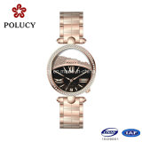 Todos os 316L Stainless Steel Quartz Lady Watch