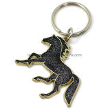 Do metal quente das vendas da fábrica forma animal Keychain 2D