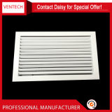 Griglia di ritorno delle lamierine fisse di alluminio di ventilazione dei sistemi di HVAC