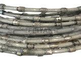 Провод & шарики диаманта гранита для неподвижной машины (БЕЗ РАЗЪЕМА)