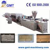 PVC突き出る石造りの側面パネルシートのプラスチック生産機械を作る